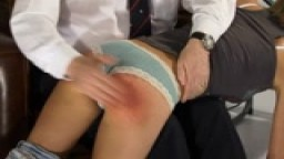 Lazy Assistant - Slut Spanking