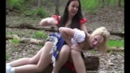 Gretel vs LIttle Red - Disciplinary Arts