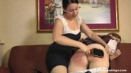 Mommy's Spanked Schoolgirl Preview