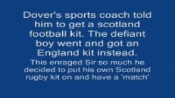 Scotland v England