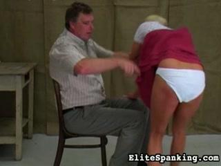 elite spanking