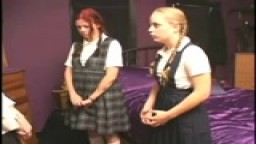 Schoolgirls in Trouble - Calstar Spanking