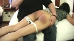 Spanked after a Strapping - Part Two