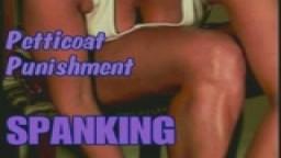 FM Spanking - Petticoat Punishment 2 - OTK Promo