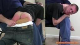 Jason Williams' First Spanking