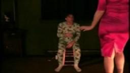 FM Spanking - Ms. Santa Claws Bedtime Spanking