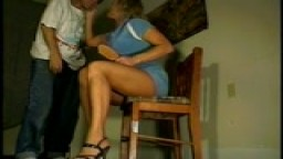 FM Spanking - Caught Drinking 2 - OTKMom Promo