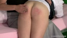 Attitude Correction - Strict Spanking