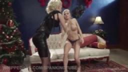 A Christmas Carol Lesbian Parody - Whipped Ass