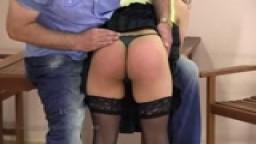 SpankingServer Yasmeenas spanking