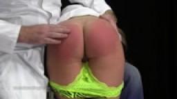 SpankingServer Cora´s spanking