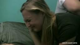 Hannah's Bedtime Spanking - Disciplinary Arts