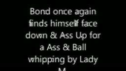 Sparkly Productions - Bond's Whipping #62 Clip