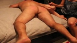 Spanked Husband Part II