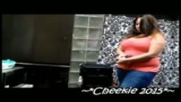 Cheekie's Aunt!