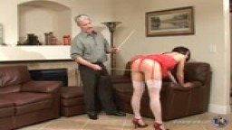 Vivian Sweet's Caning (ShadowLane Video Clip)