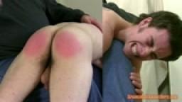 Zach's First Spanking