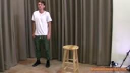 Bryce's First Spanking