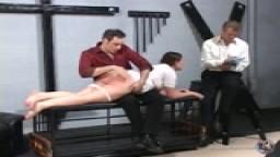Nurse Page - Bare Bottom Spanking 2