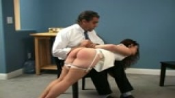 Ten Strictly Spanked and Purged