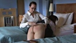 Miss Woods Spanks Helen