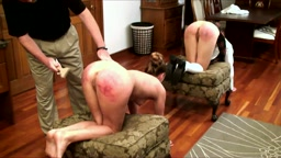 Wooden Spoon Spankings