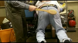 SPANKING BENCH 3 BATHBRUSH