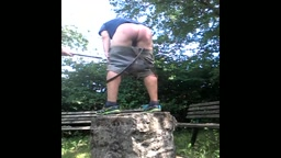Spank outdoor Part II