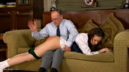 Cathy At Home - Brit Spank