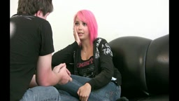 Sunny's Disposition (18 Year Old Sunny Gets her First Real Spanking!)