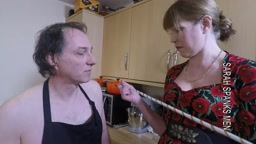 Caned by his mistress  Full film  Now in our spanking library