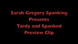 Tardy and Spanked Preview