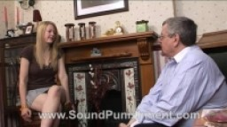 Sound Punishment - The deflowering of a spanking virgin