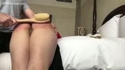 Ten gets the bathbrush