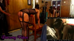 Lady Vernica's Birthday Spanking Preview Clip