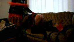Crossdresser slave