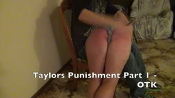 4 New Australian Spanking Video Clips Preview