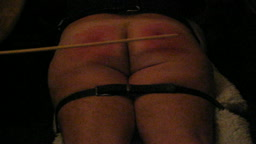 Caned on the Bench