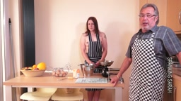 The spankers cook book and Amy  spr-1564