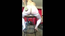 Morning spanking