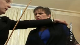 Allison the mistress and the cane