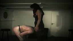 AnnDees Heike184cm-F/M-face slaps and body smacks