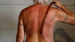 Flagellation 101 – beginning – leather belts
