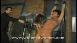 double whipping torture - PART I - Natasha