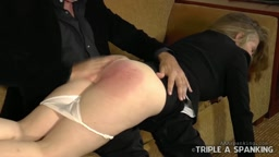 Executive Discipline (Severe Strapping & Caning)