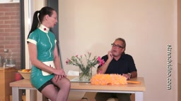ES Latex nurse punished NOW IN OUR SPANKING LIBRARY ALONG WITH 100s OF OTHER FILMS