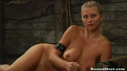 Slave Huntress From Bound Heat