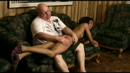 Handcuffed, Spanked and Butt Fucked