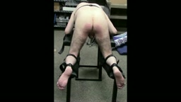 SPANKING BENCH 6 CANE PUNISHMENT