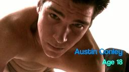 18 y.o. Austin's Bondage Spanking